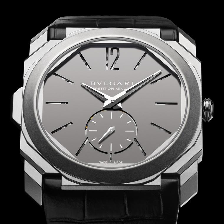 Octo Finissimo Minute Repeater watch