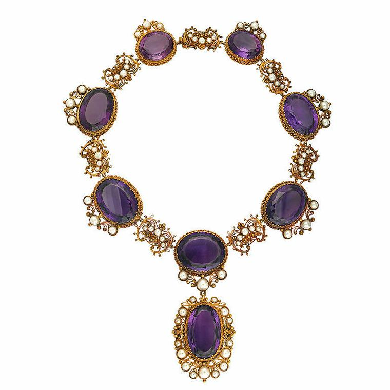 James Robinson vintage necklace