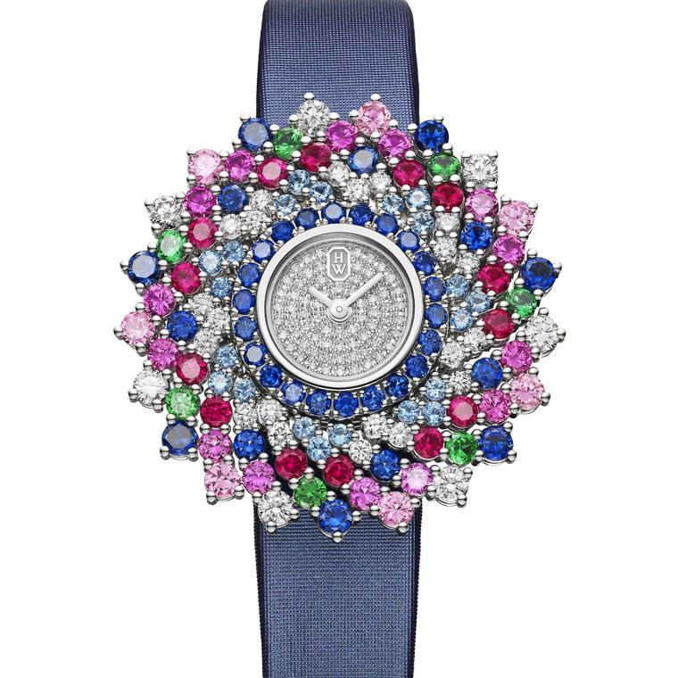 Harry Winston Kaleidoscope High Jewellery watch