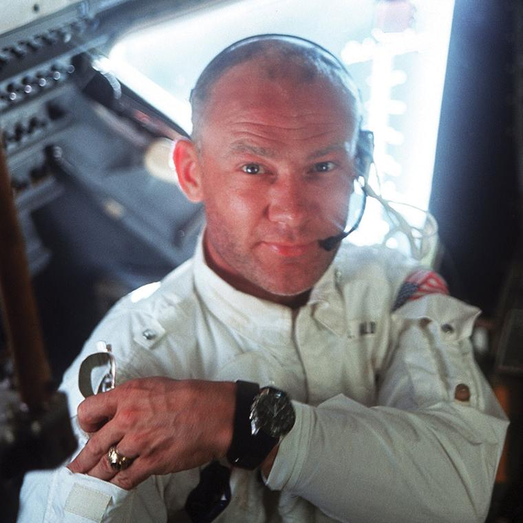 How Omega's Speedmaster 'Moonwatch' made space history
