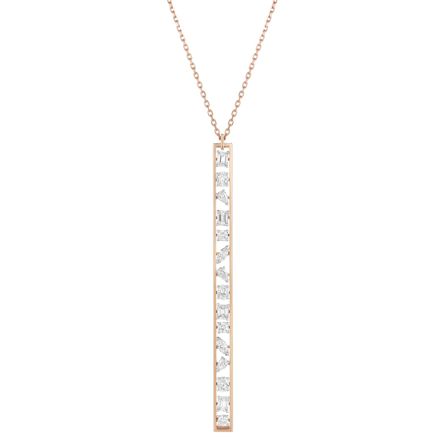 Nour By Jahan - Pendant from the Jolie Collection