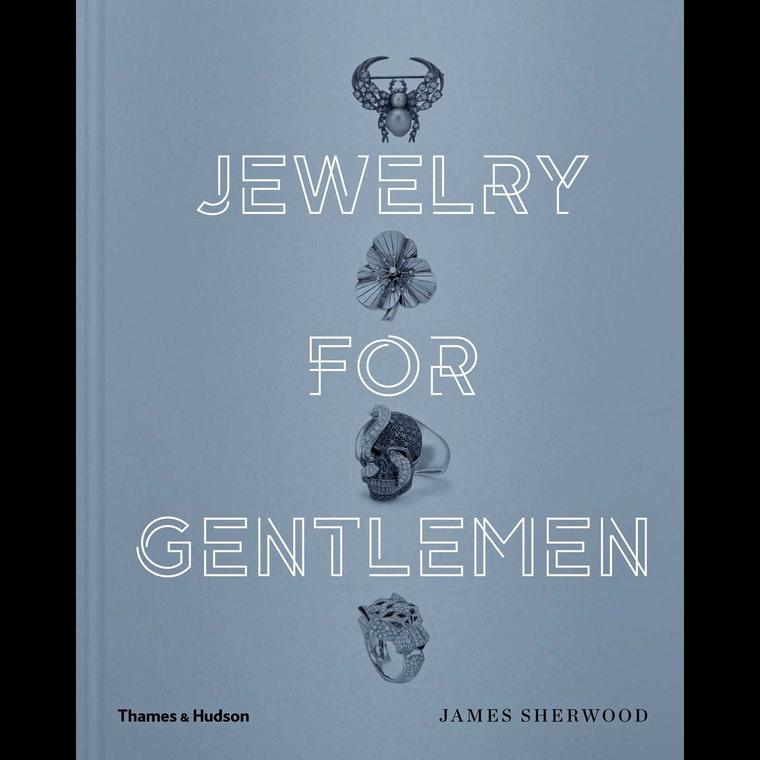 Cover of Jewelry for Gentlemen book