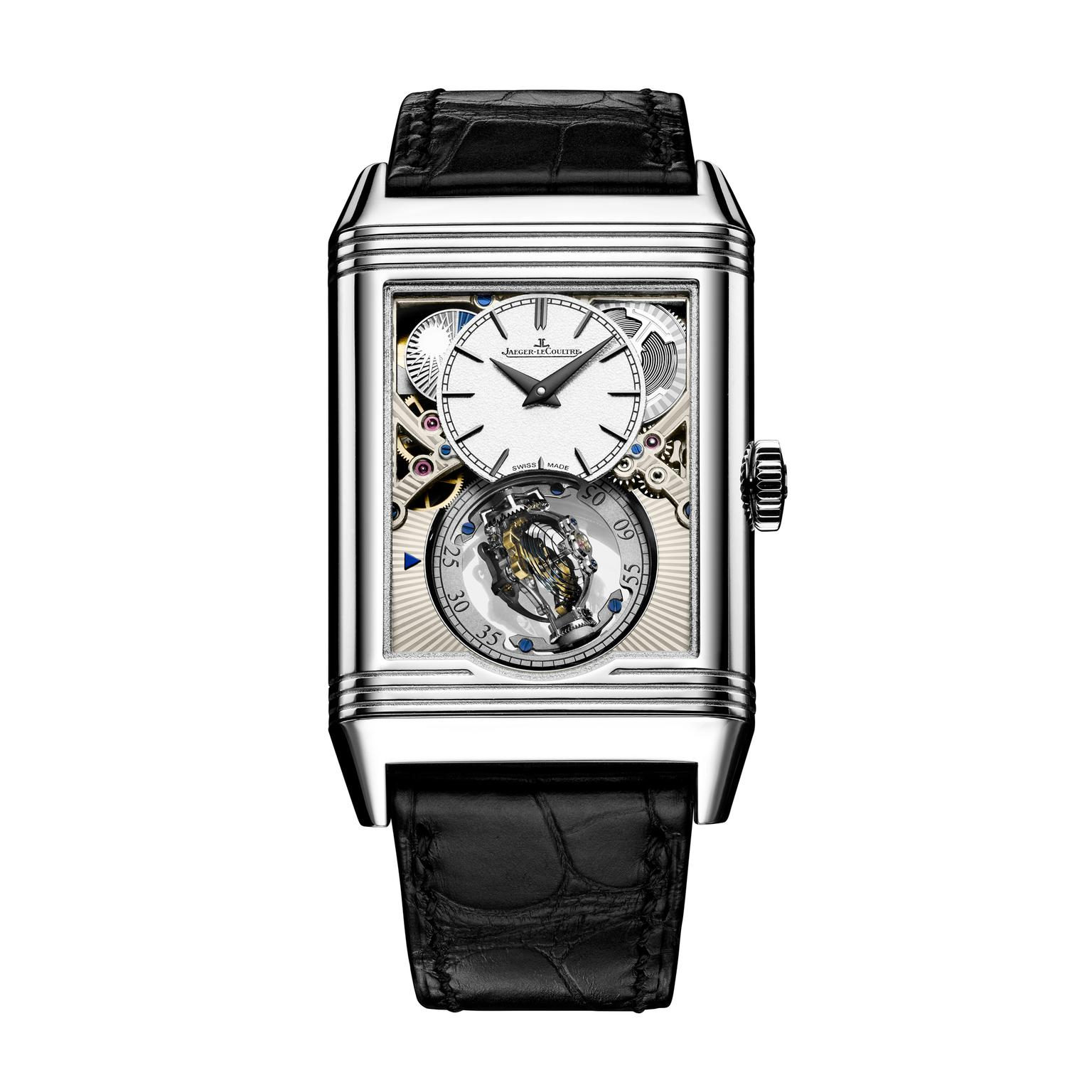 Jaeger-LeCoultre Reverso Tribute Gyrotourbillon watch
