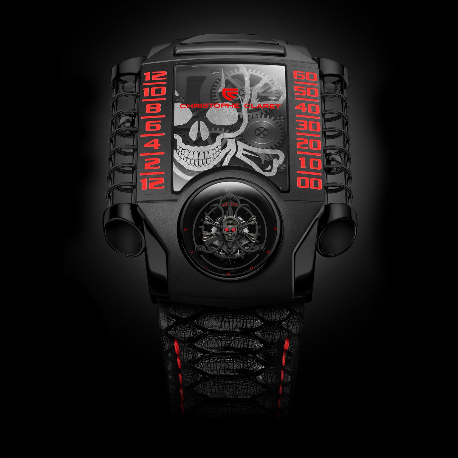 Christophe Claret X-TREM-1-StingHD watch