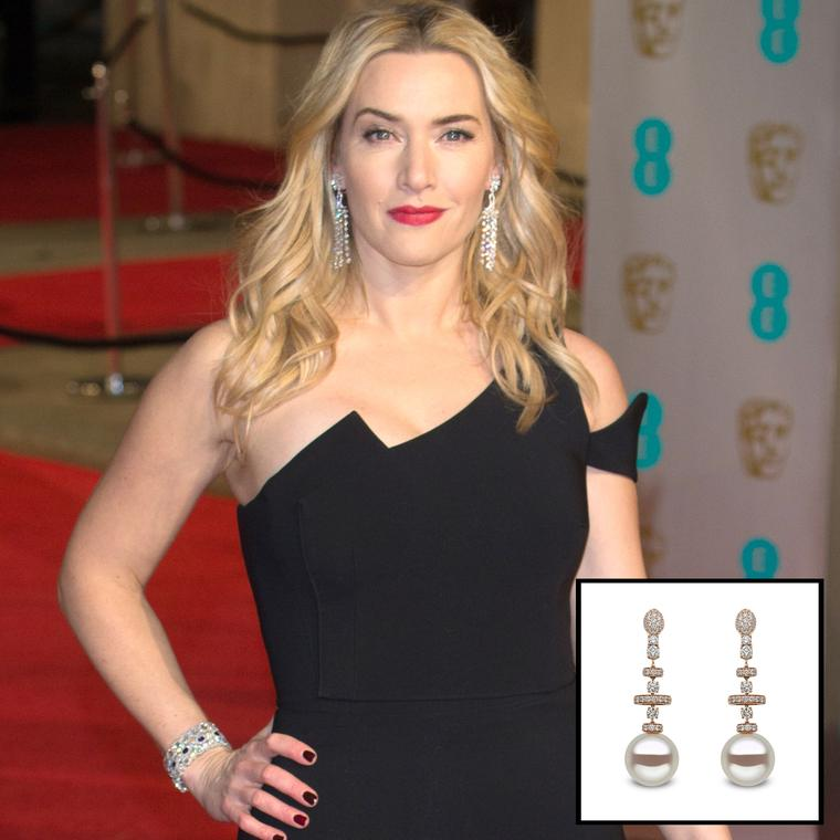Red carpet prediction Kate Winslet wearing YOKO London