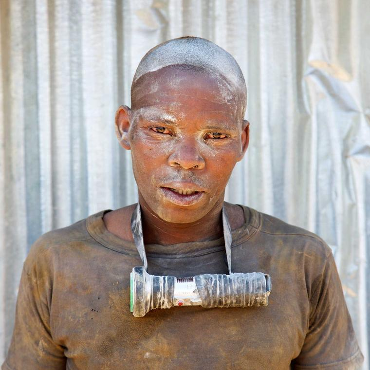 East African gold miner