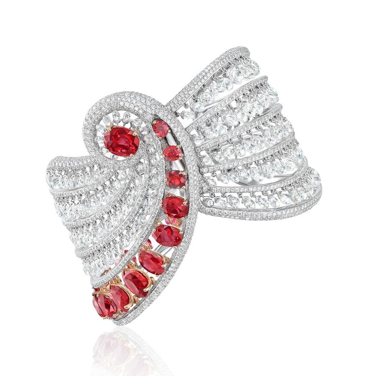 Boghossian diamonds: the most creative Christmas gift of all