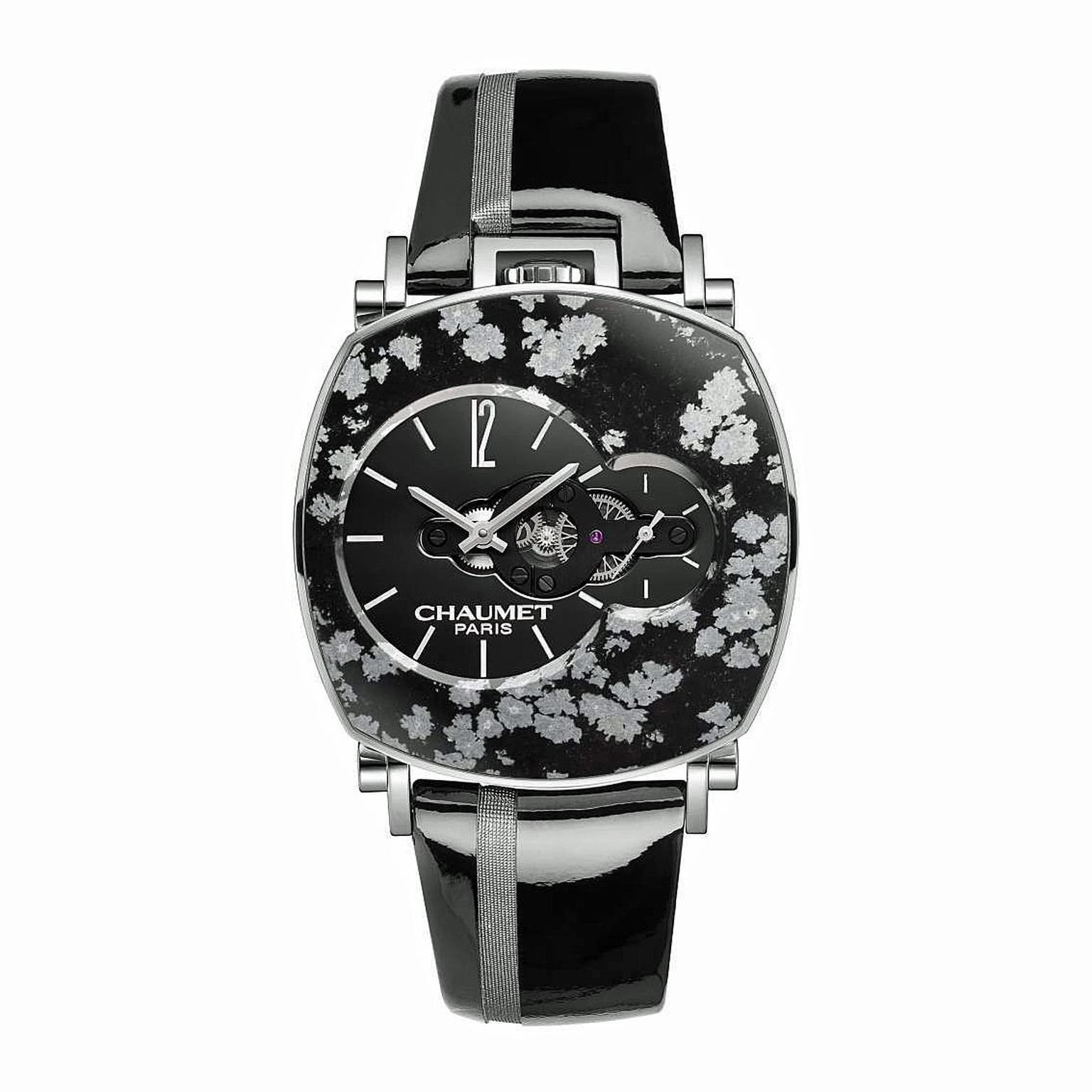 Chaumet Dandy Arty Open Face watch