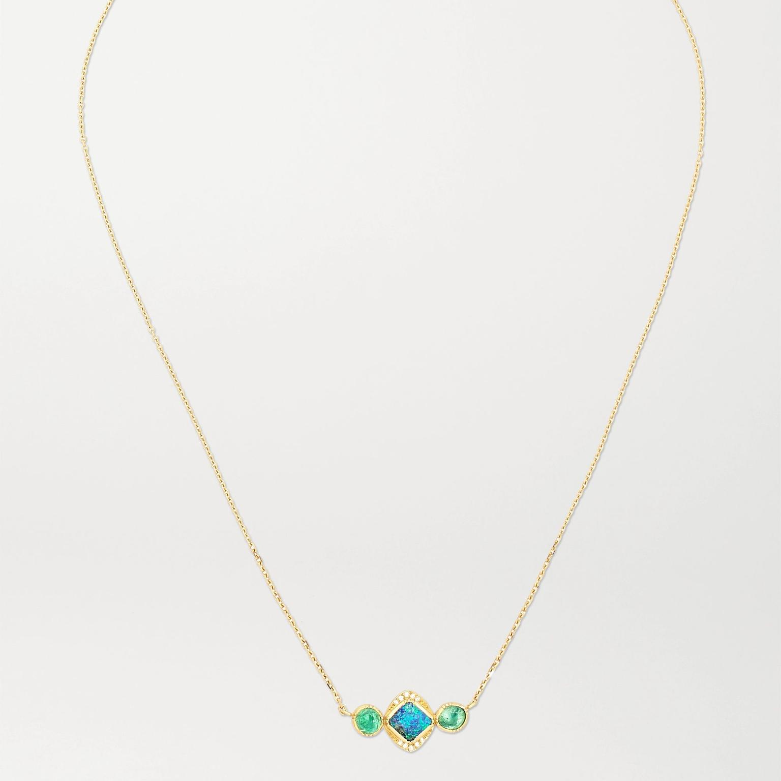 Orbit necklace by Brooke Gregson