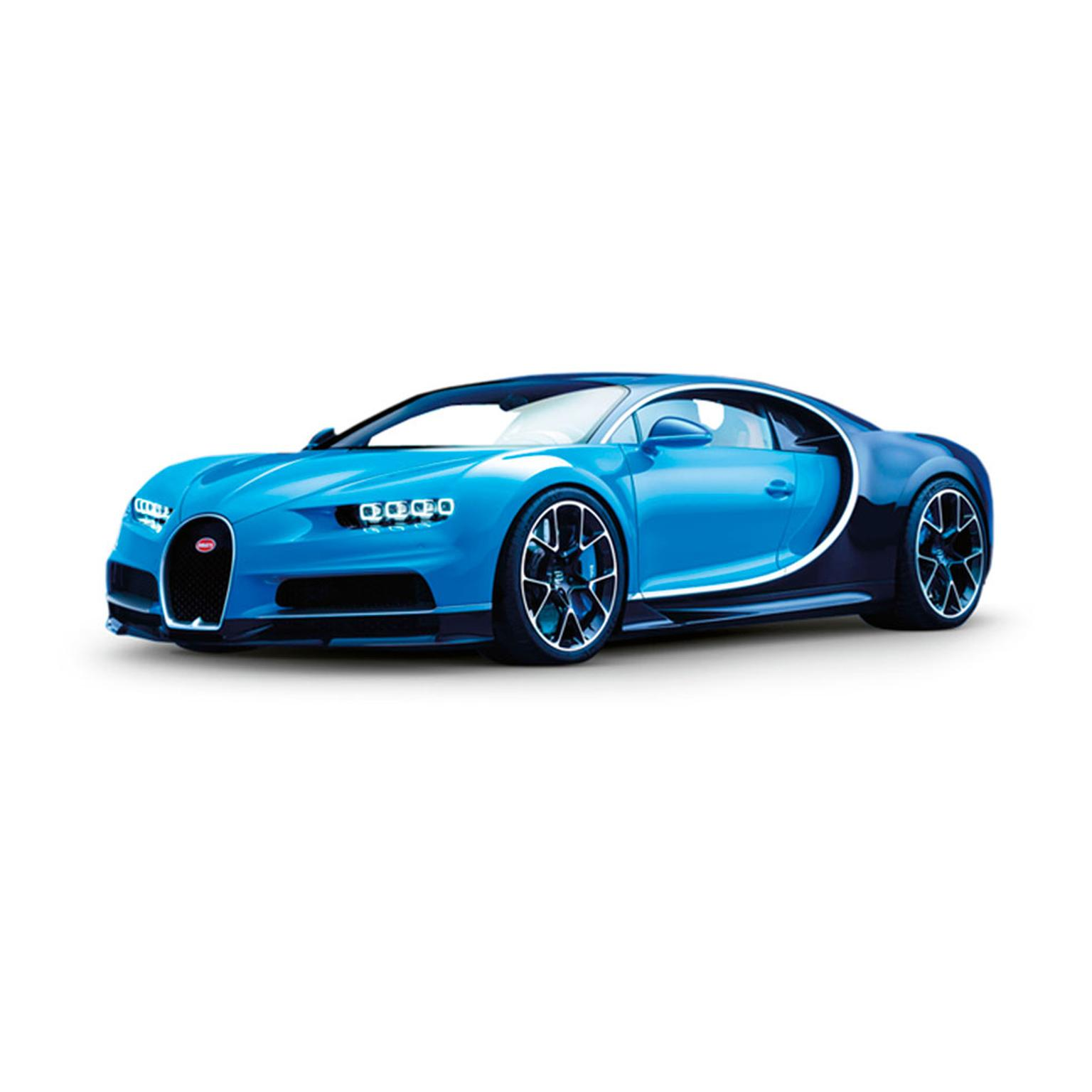 Bugatti Chiron, the inspiration for Parmigiani Fleurier's watch