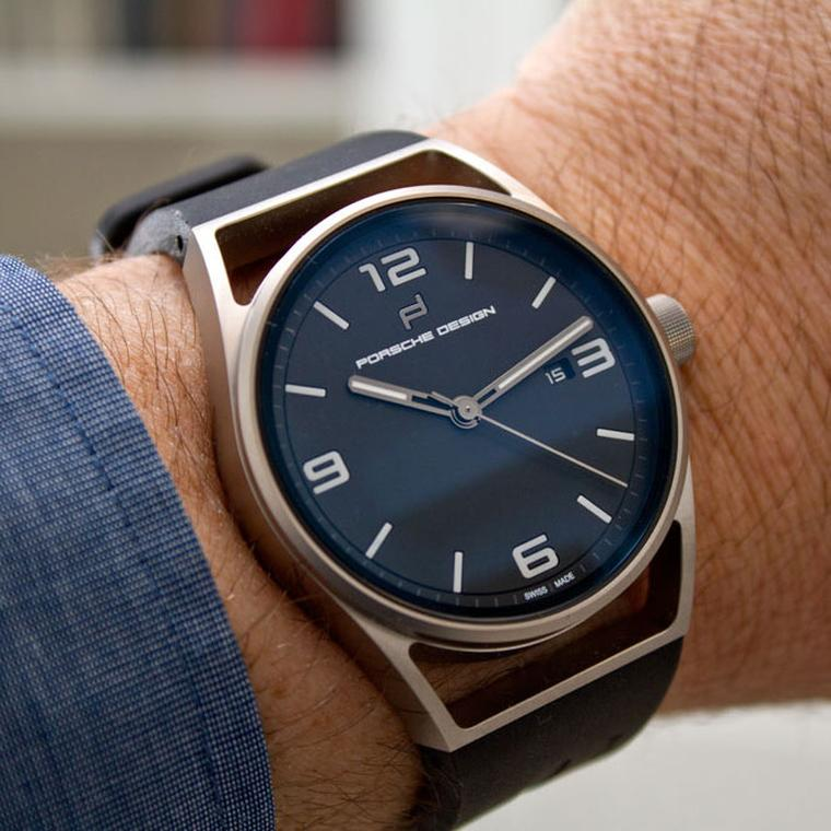 Porsche Design 1991 Datetimer watch