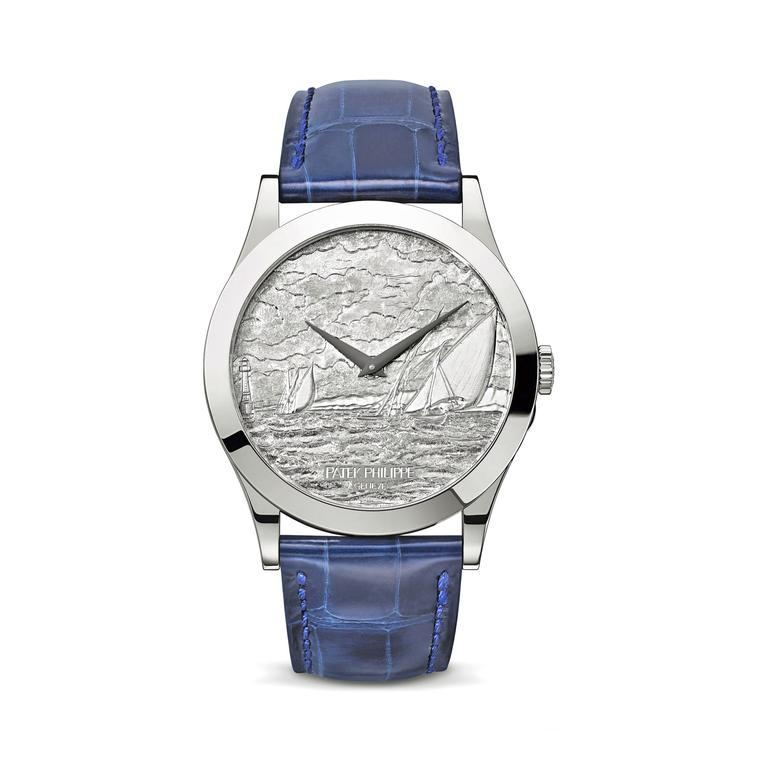 Patek Philippe Breeze and Storm 5089G  watch