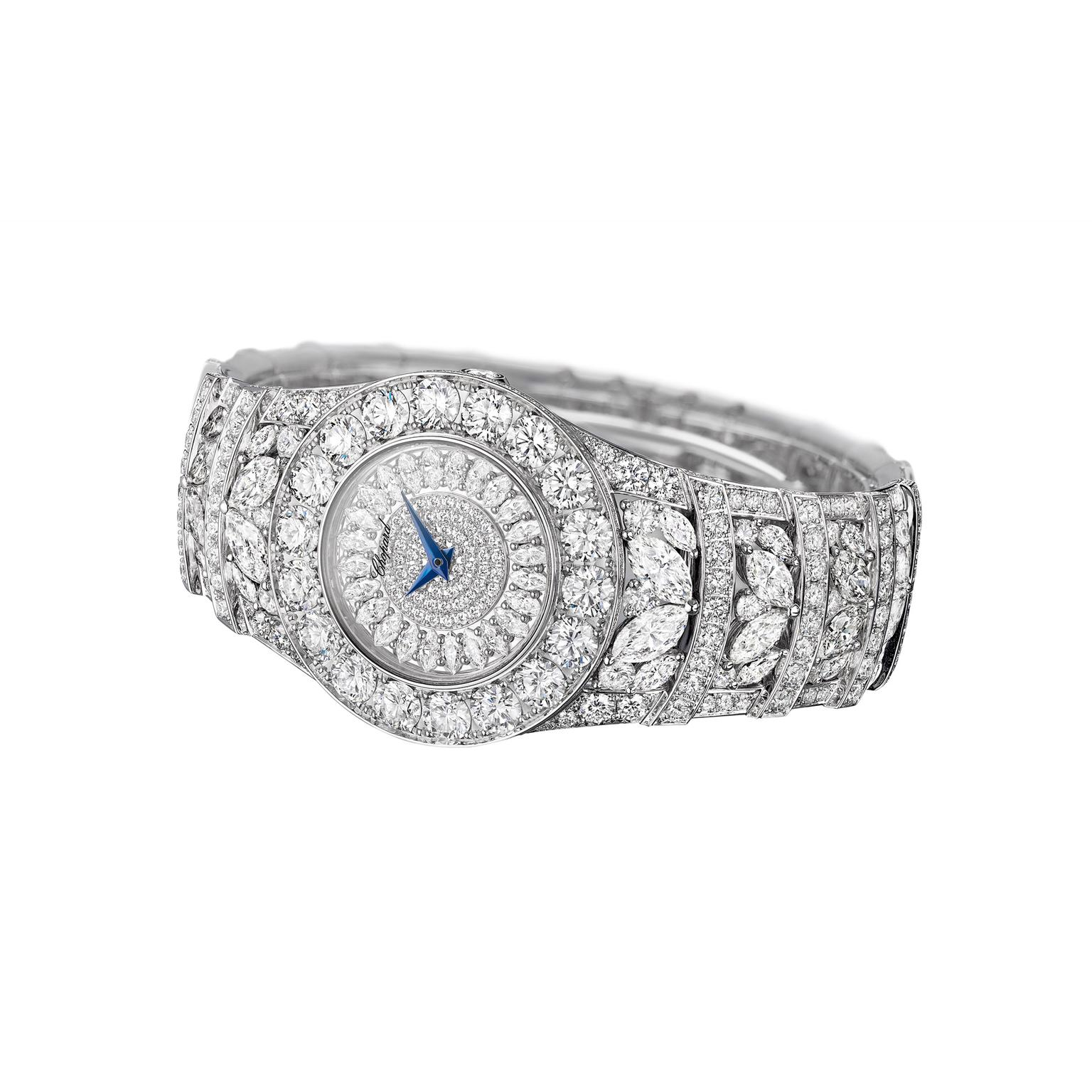 Chopard high jewellery diamond ladies' watch