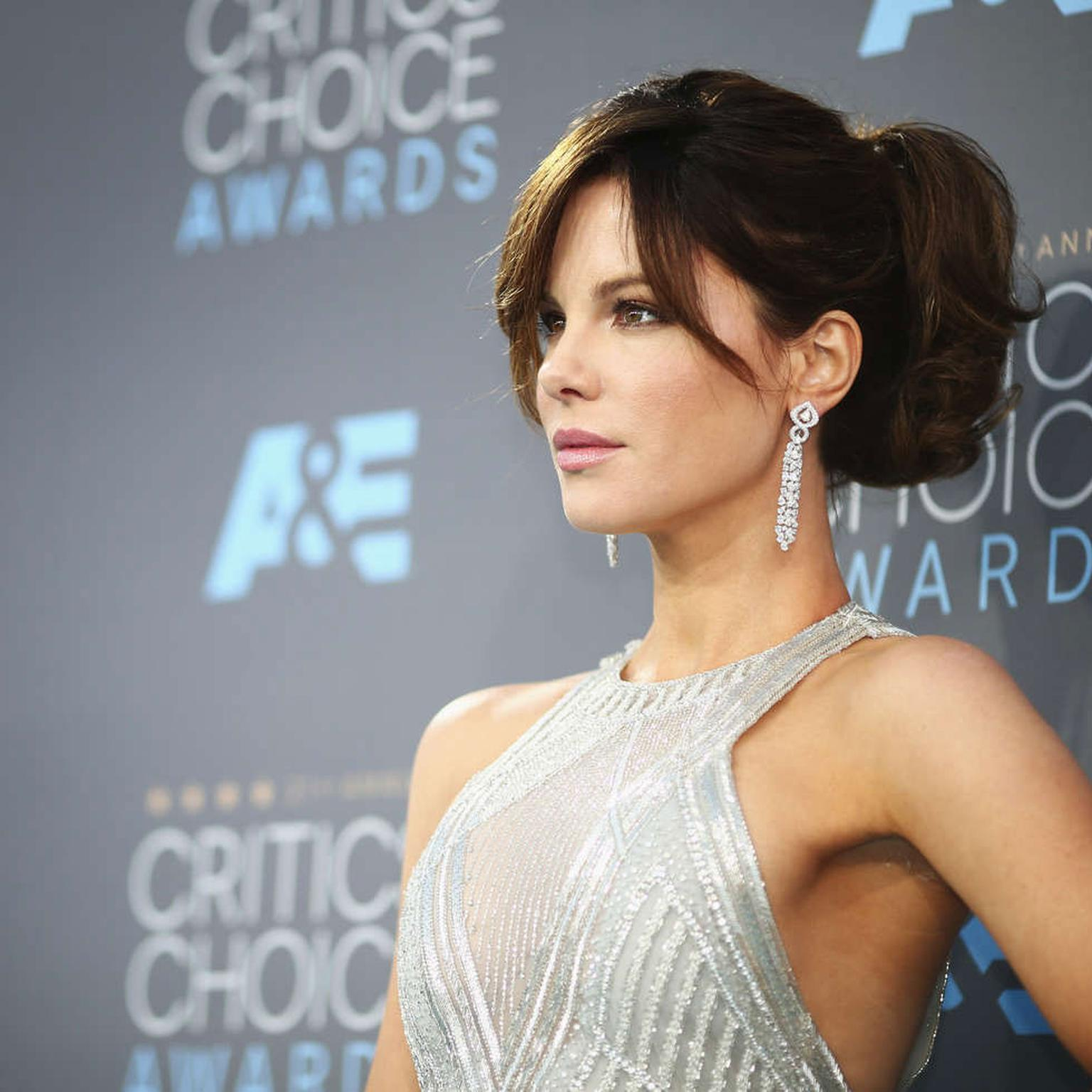 Kate Beckinsale wearing Butani at the 2016 Critics Choice Awards