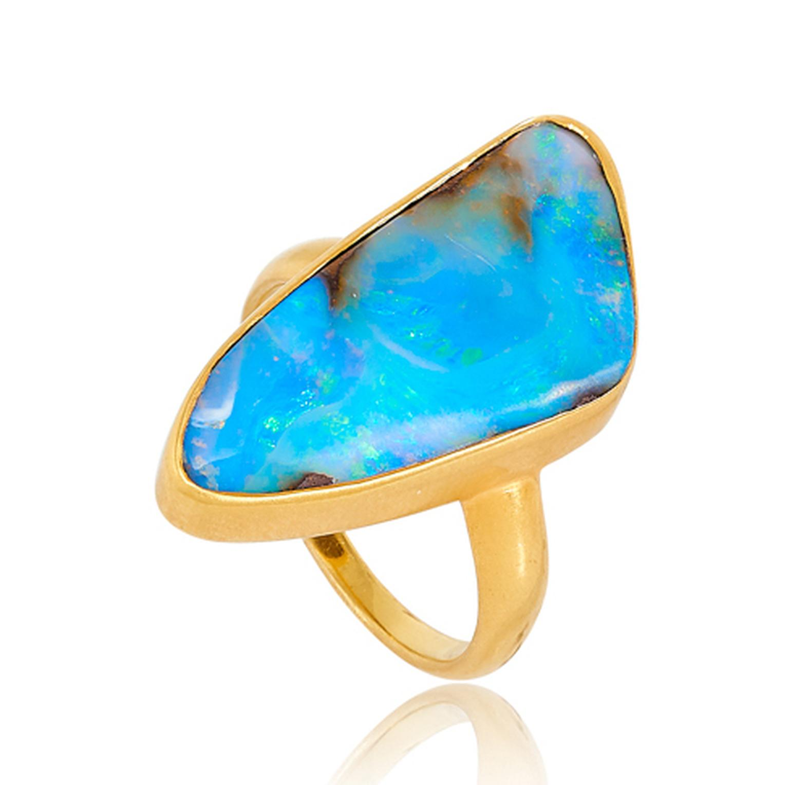 Opal Greek Ring Pippa Small