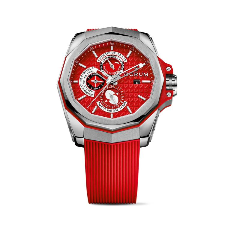 Corum AC One 45 Tides watch front