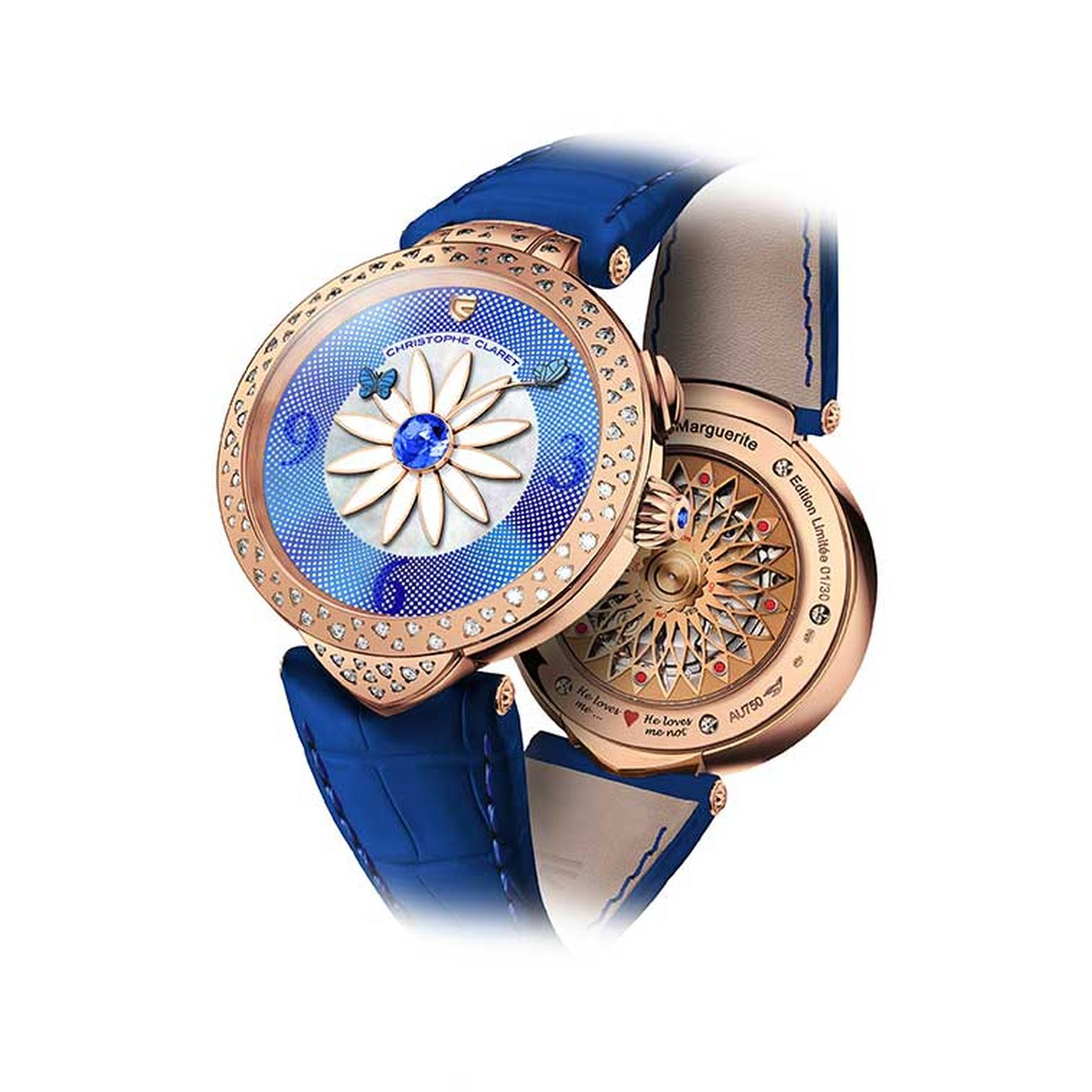 Christophe Claret Marguerite ladies' watch