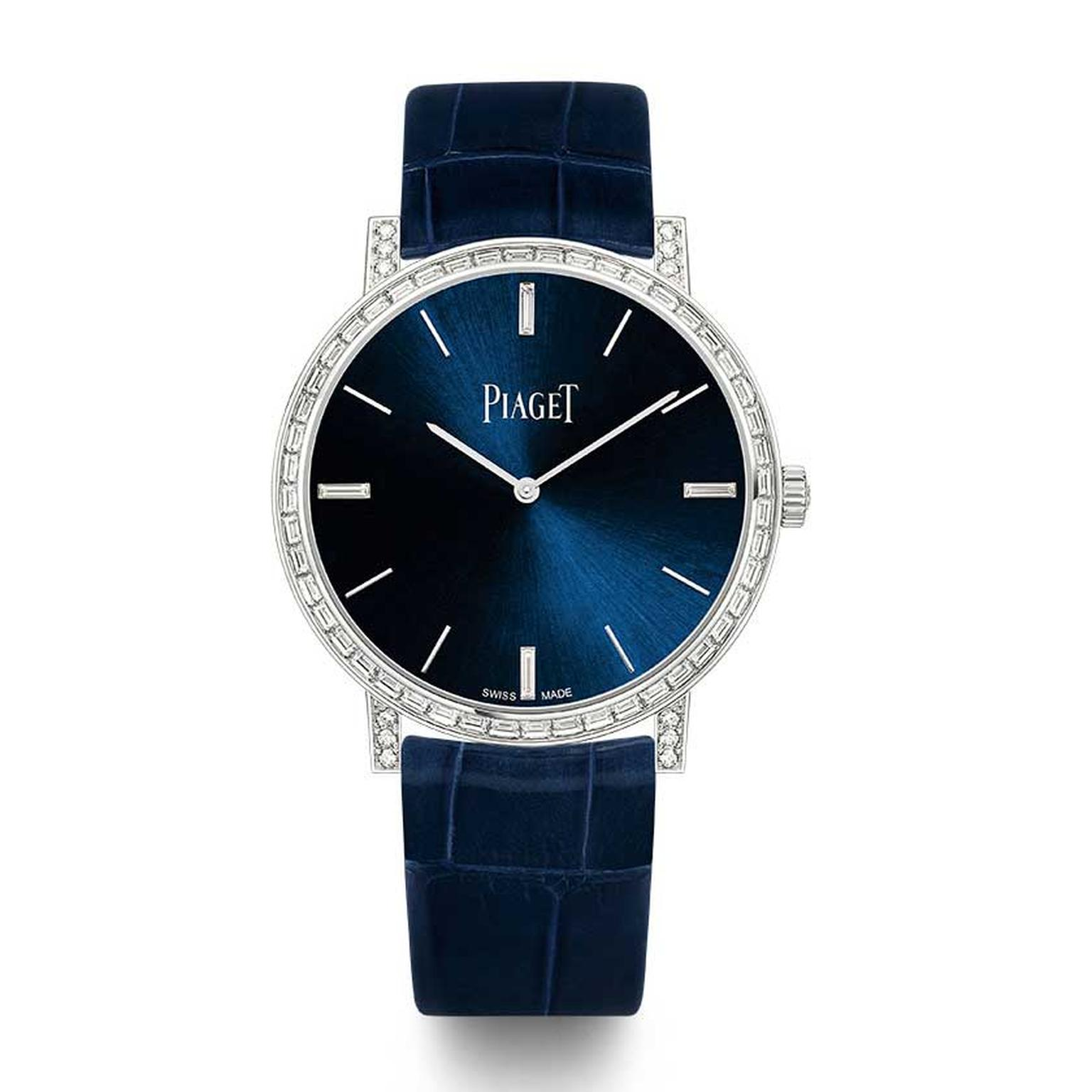 Piaget Altiplano High Jewellery watch 2019
