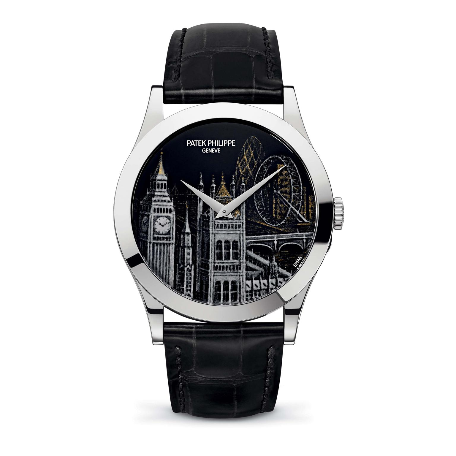 Patek Philippe Grand Exhibition London Patek Calatrava Ref. 5089G