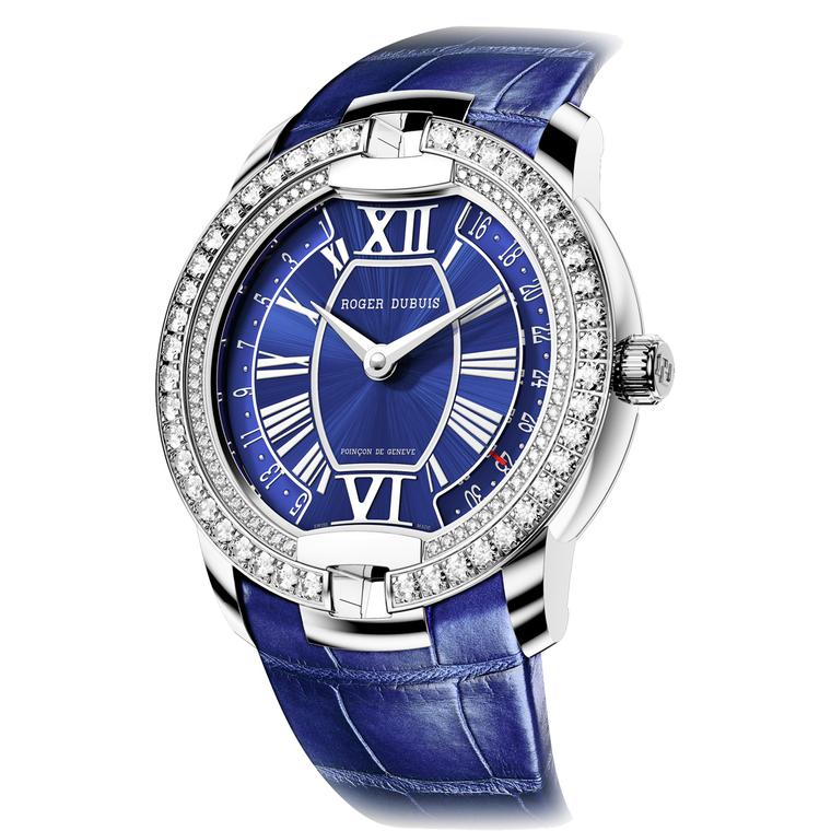 Roger Dubuis Velvet Secret Heart watch