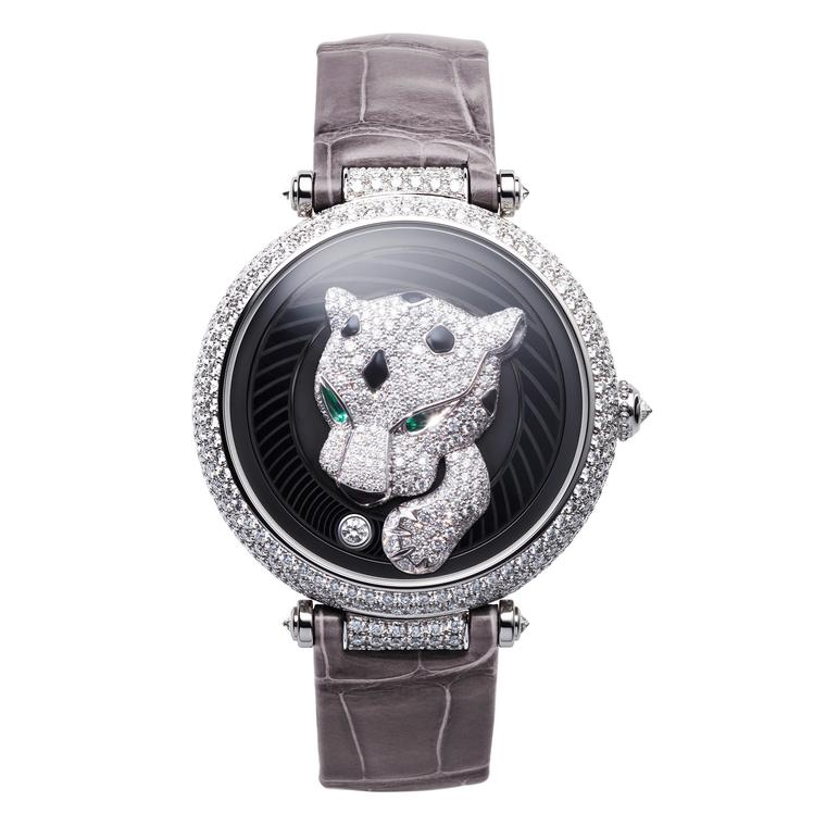 Cartier Panthere Joueuse watch