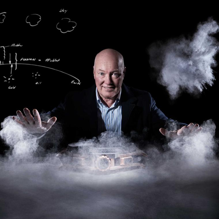 Jean-Claude Biver and the creation of the Big Bang