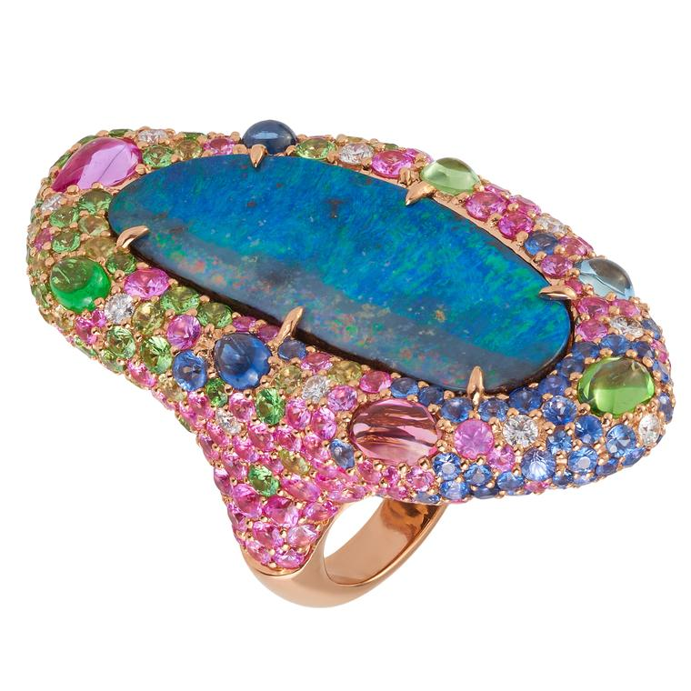 Opal ring from Margot McKinney