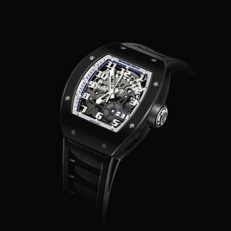 Richard Mille Polo Club Saint-Tropez Black RM 029