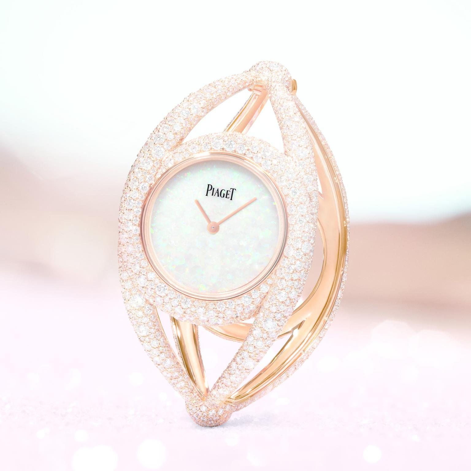 Piaget Iridescent Reflections jewellery watch