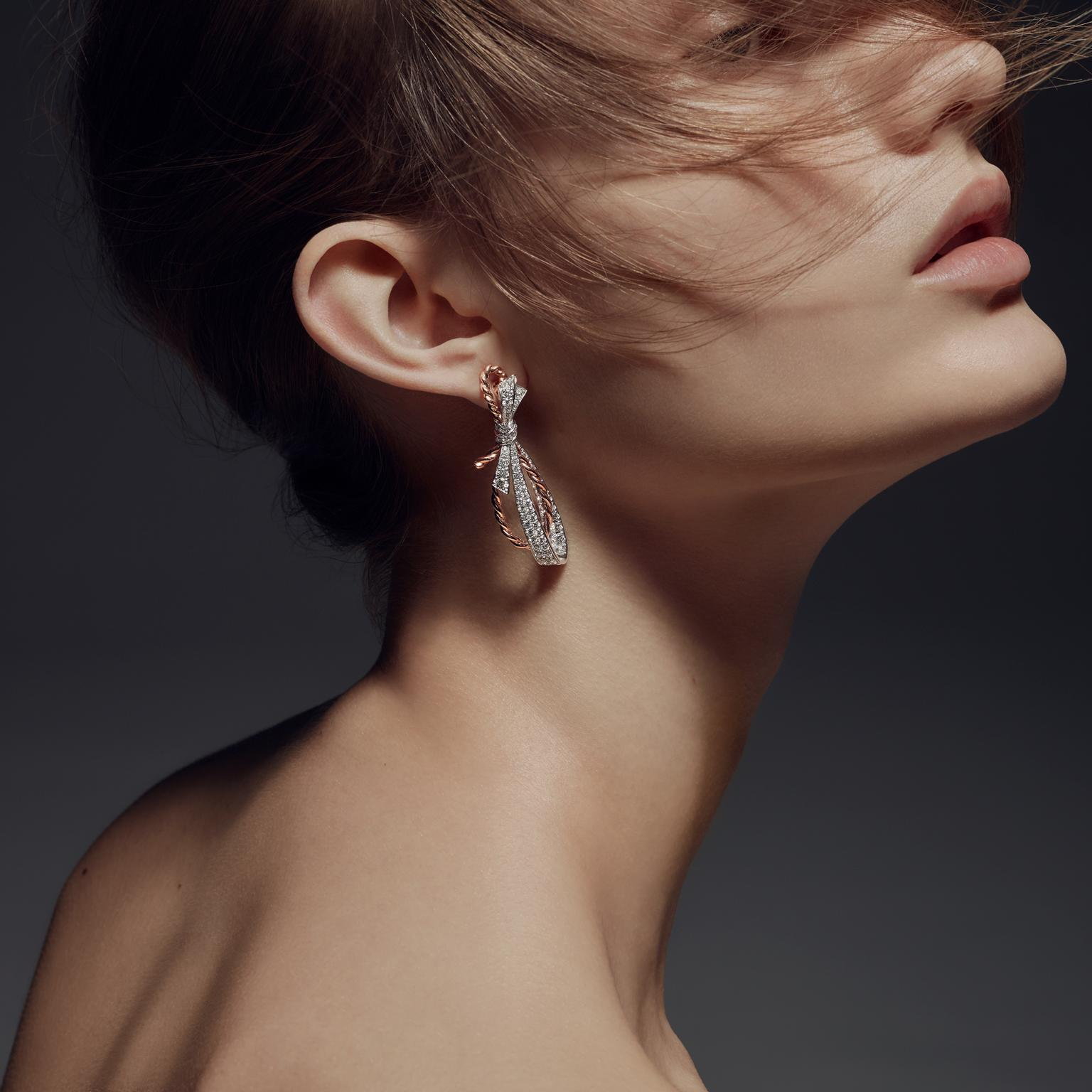 Chaumet insolence earrings