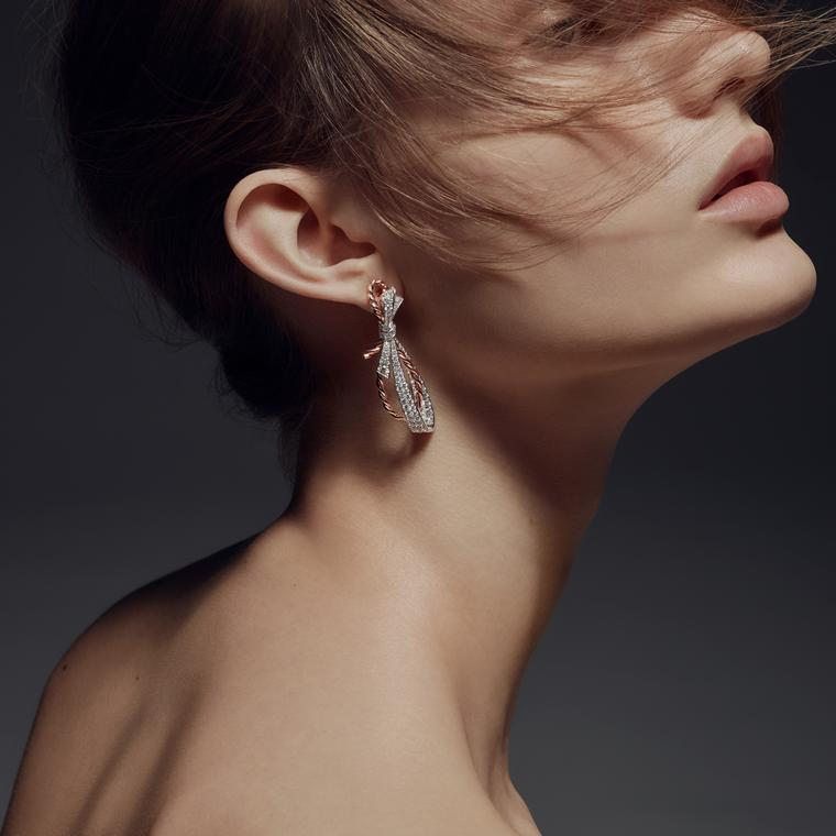 Chaumet's new Insolence jewels take a bow