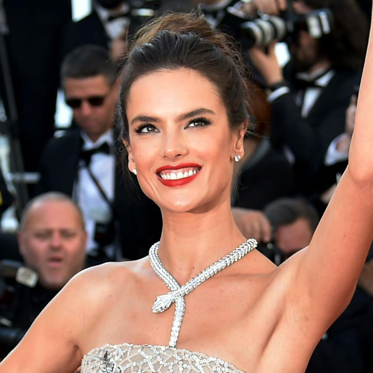 Cannes 2016 Day 10: Alessandra Ambrosio in Bulgari