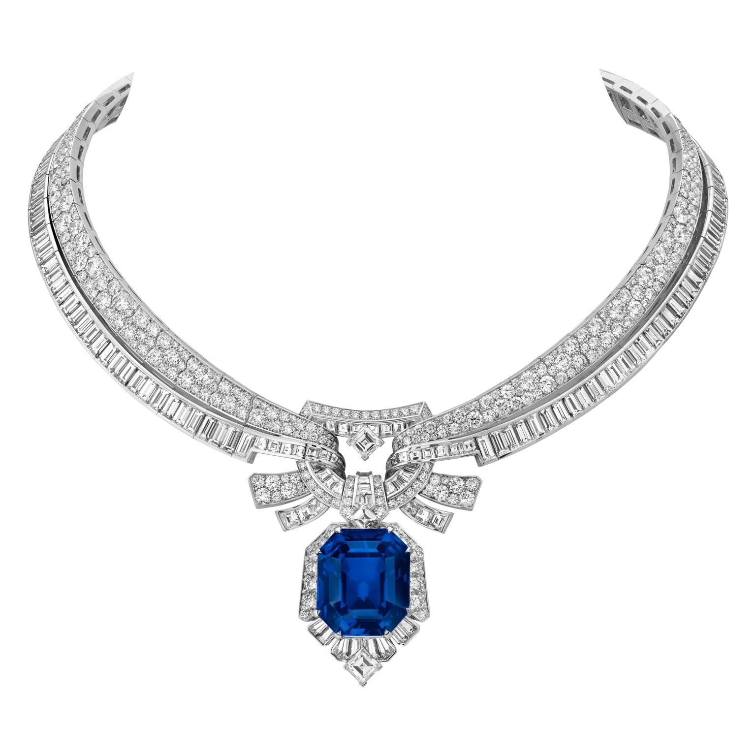 Van Cleef & Arpels Maiolica necklace Romeo and Juliet jewels