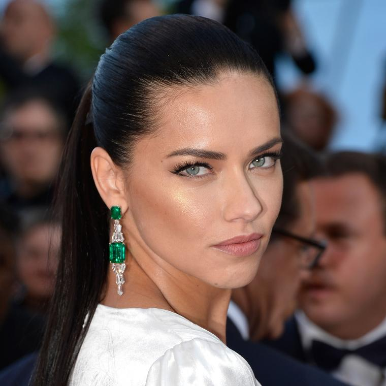 Cannes 2016 Day 7: Adriana Lima in Chopard