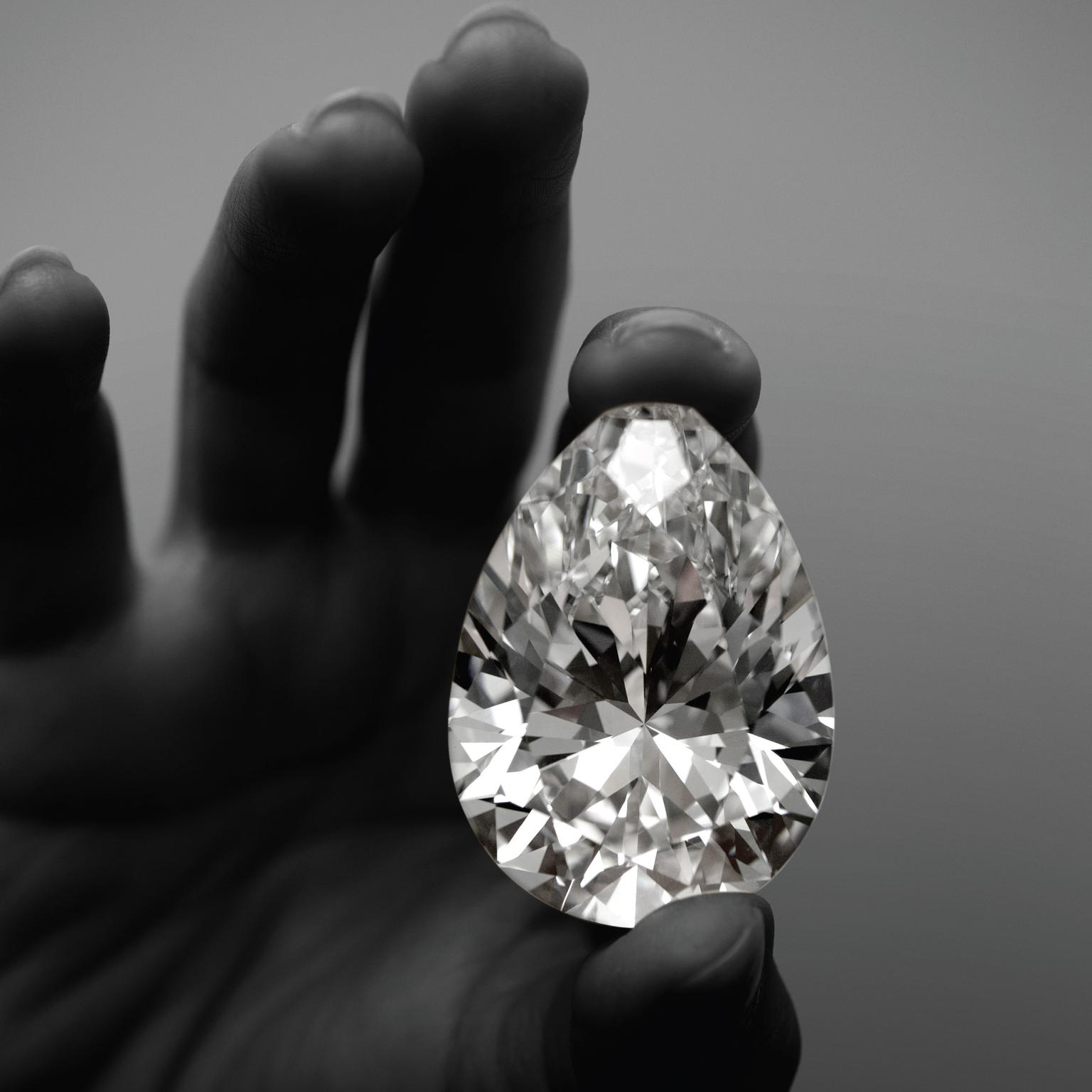 The Harrods Diamond