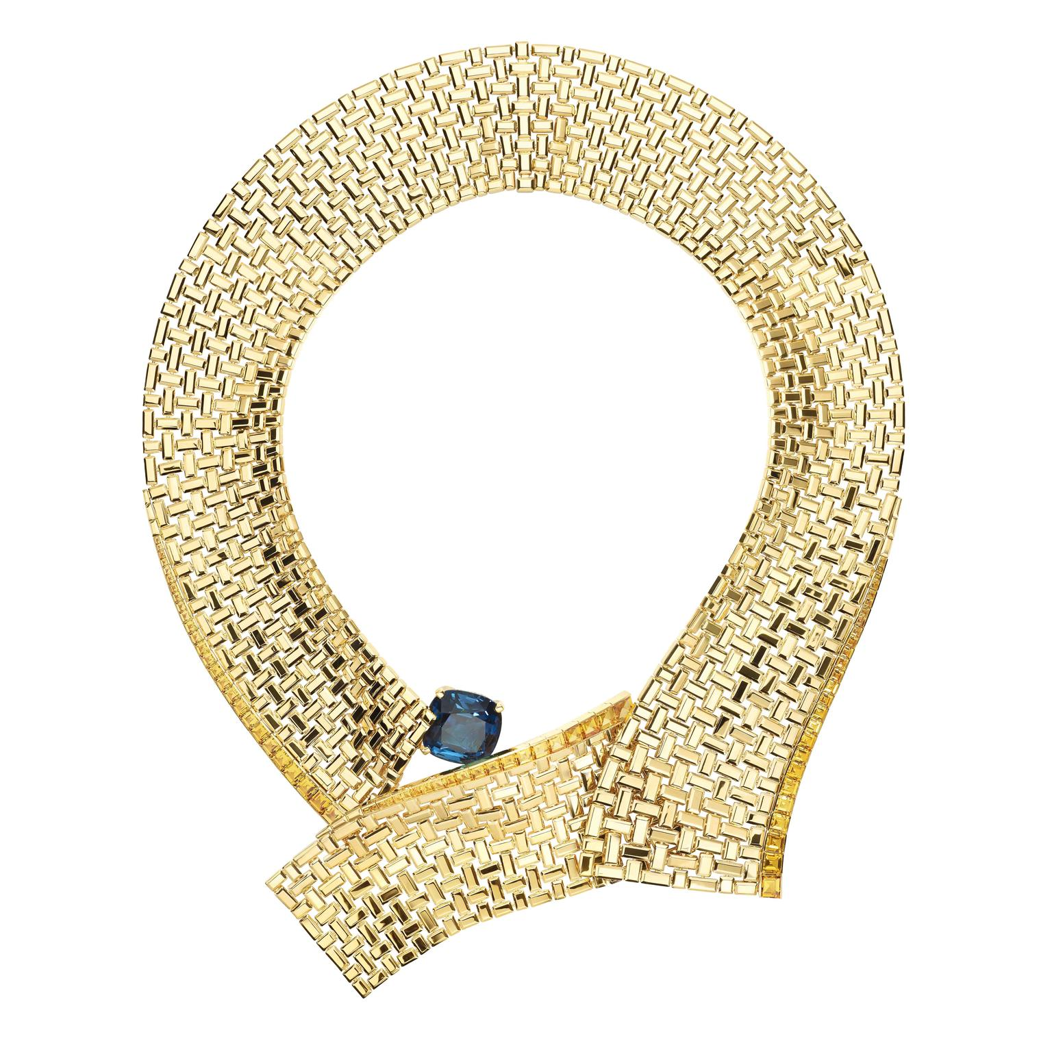 Chaumet Necklace on white