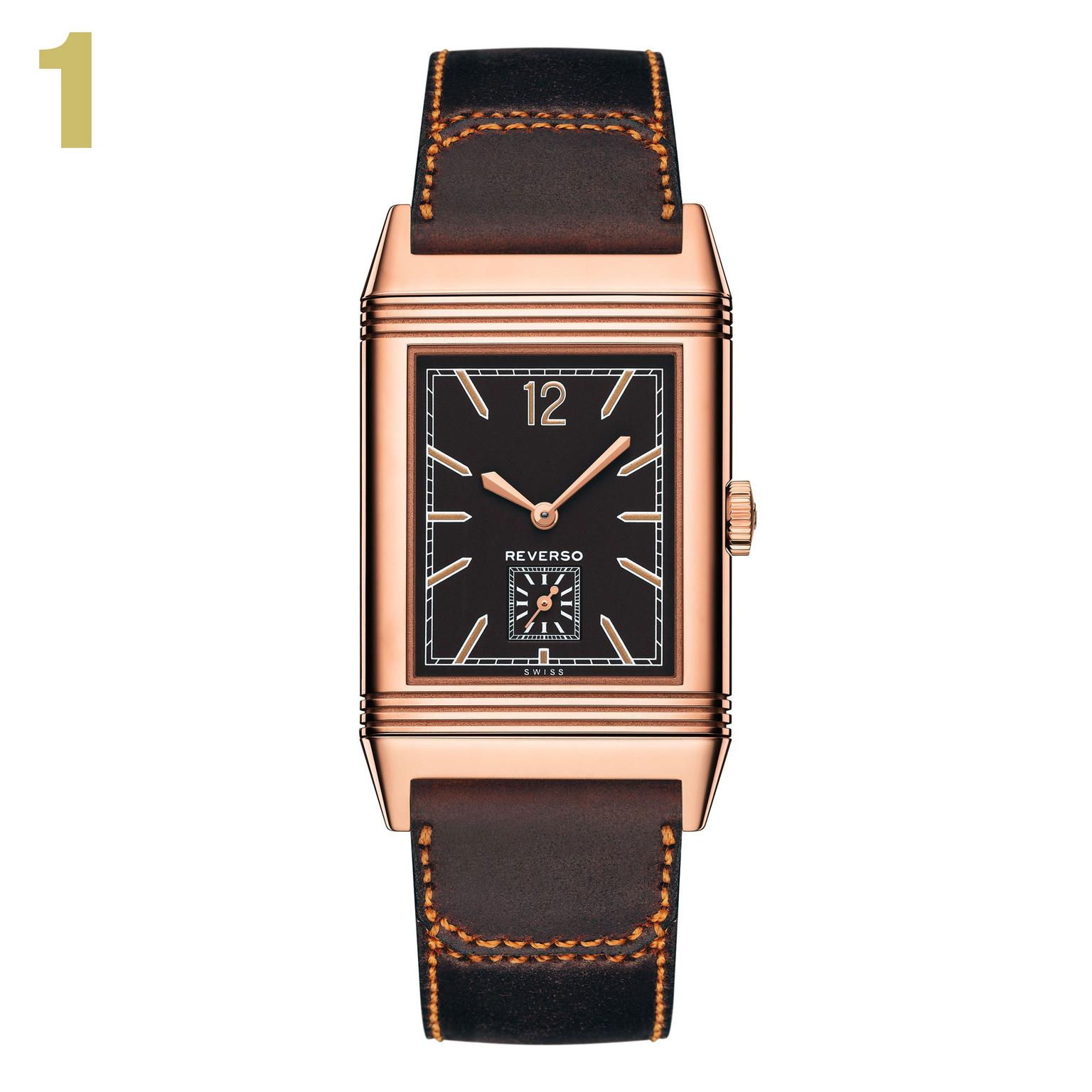 1 Jaeger LeCoultre Grande Reverso Ultra Thin 1931 watch
