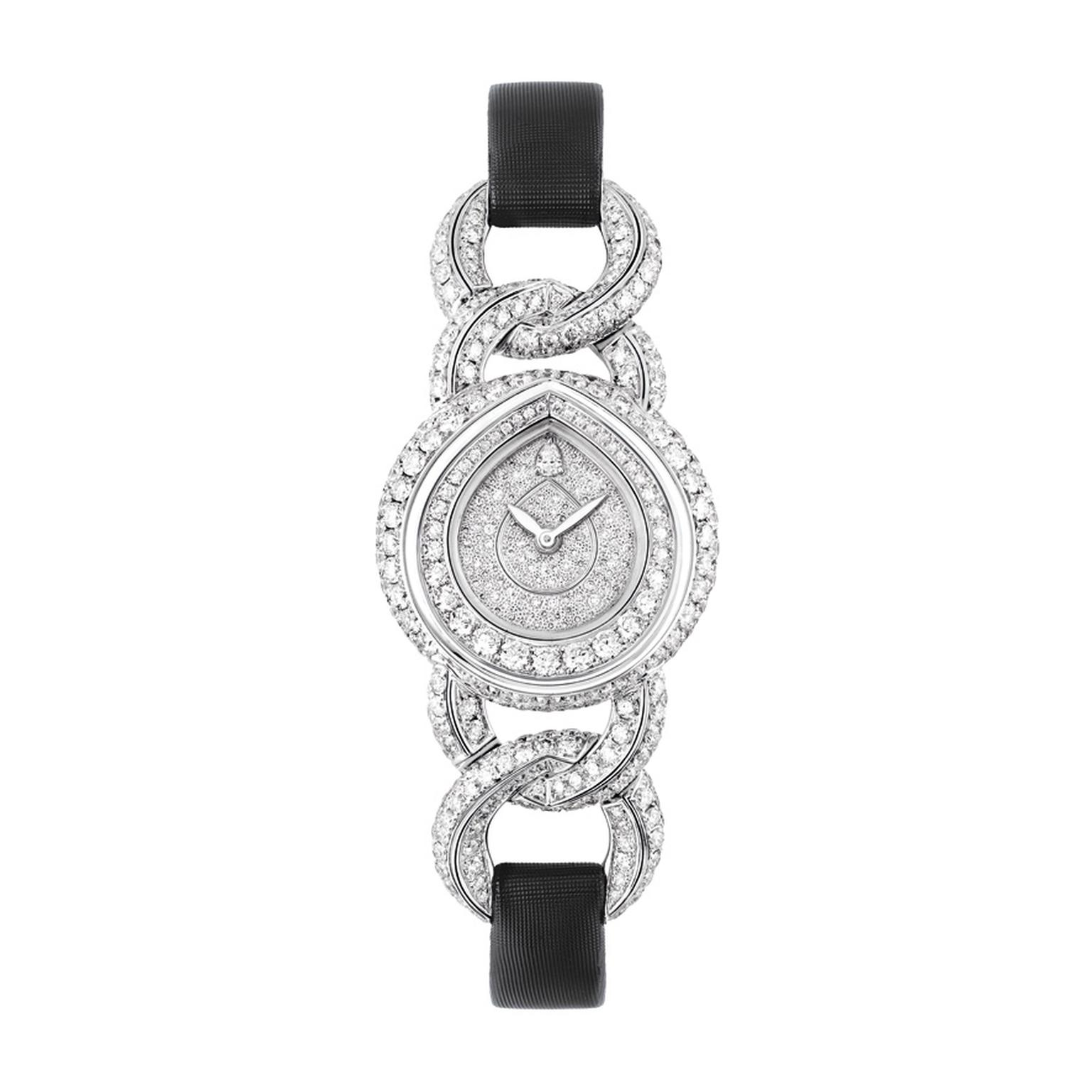 Chaumet Joséphine Rondes de Nuit diamond watch