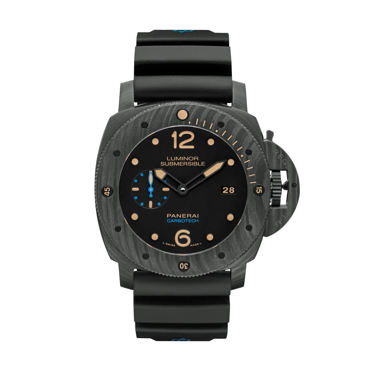 Panerai Luminor Submersible 1950 Carbotech watch