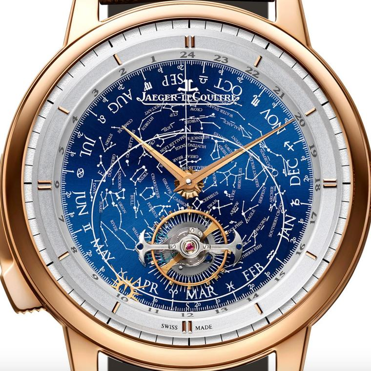 WS Theme Tourbillon for men Jaeger-LeCoultre Square