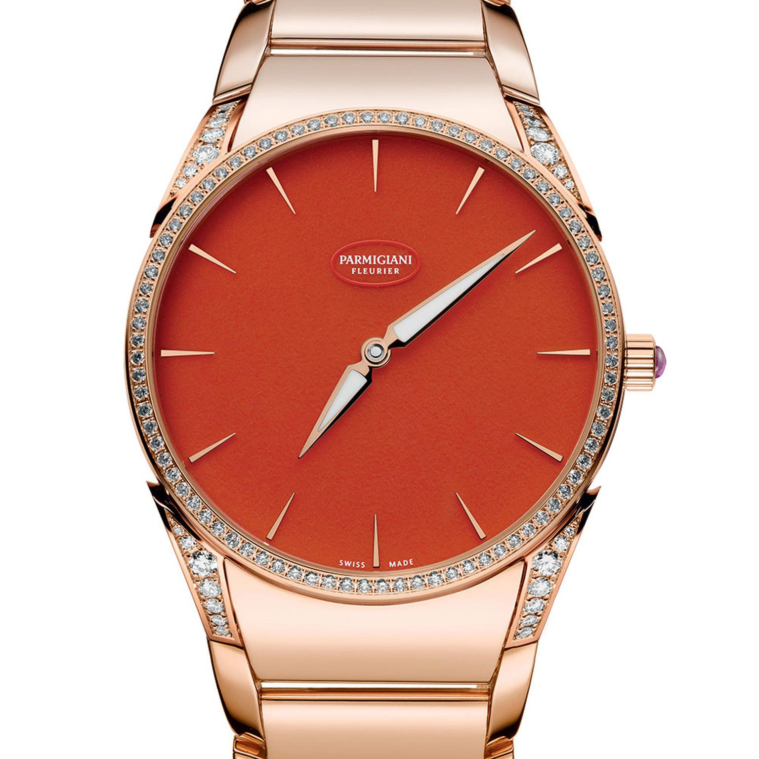 Parmigiani Tonda 1950 Poppy watch
