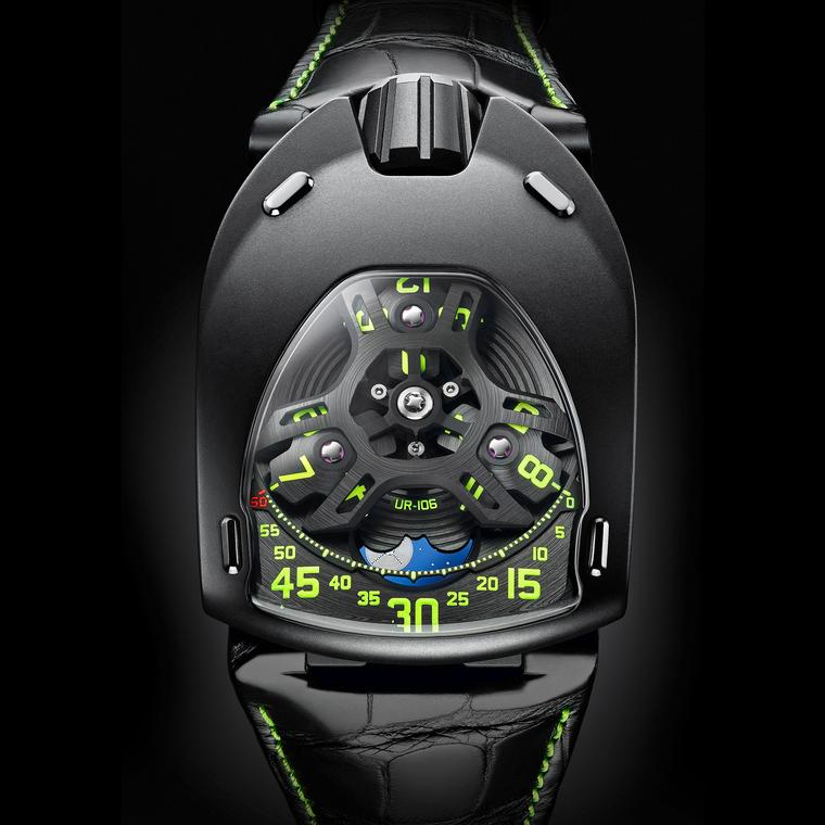 Urwerk UR-106 watch