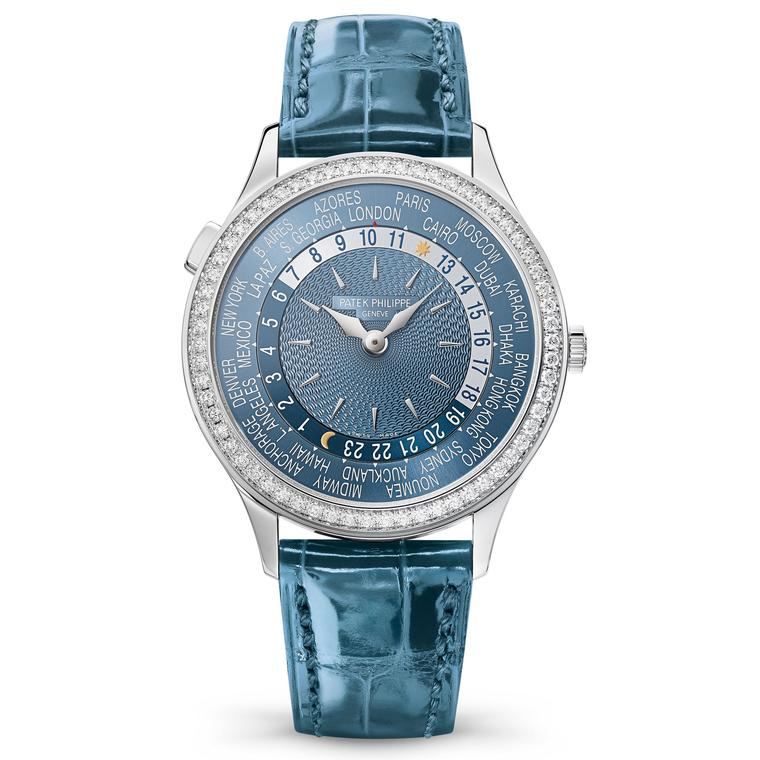 Patek Philippe Ref. 7130 World Time  watch