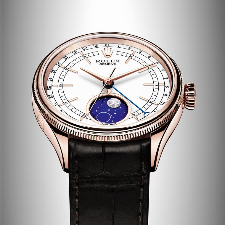 Rolex Cellini Moonphase watch 2017