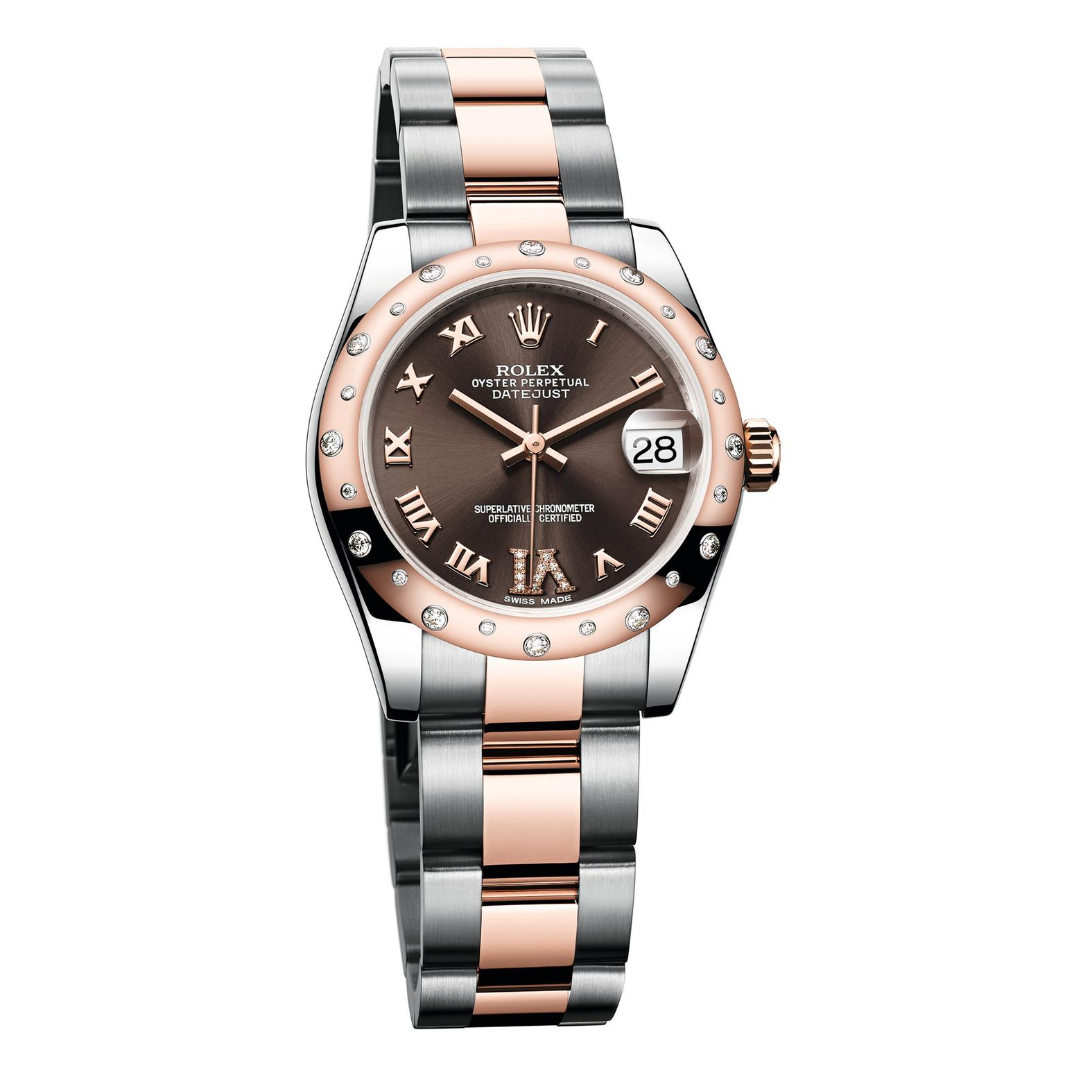 Rolex Oyster Perpetual Datejust 31mm watch