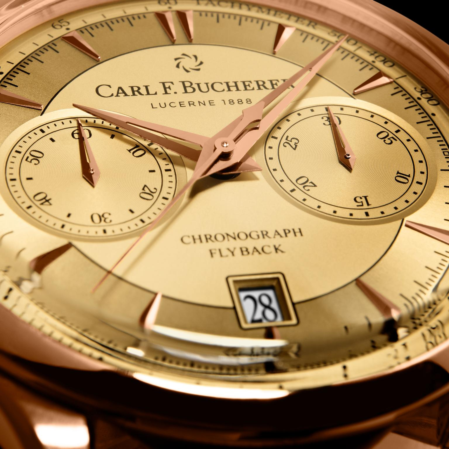 Back to the future with Carl F. Bucherer