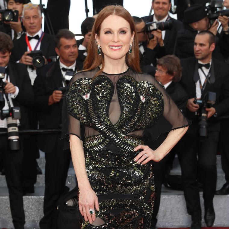 Cannes 2016 Day 1: Julianne Moore in Chopard