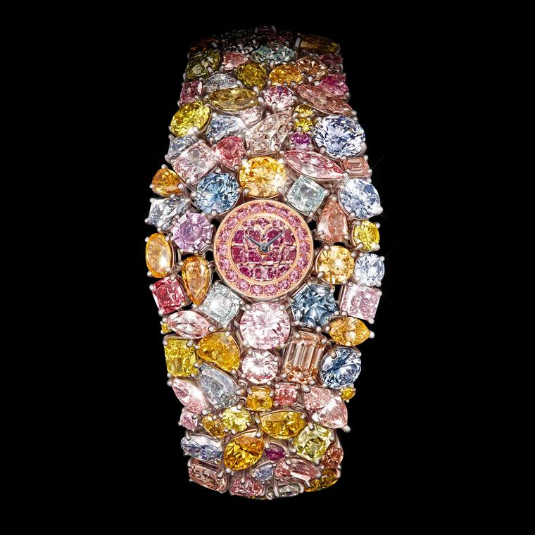 Million dollar babies: the world's most expensive wristwatches