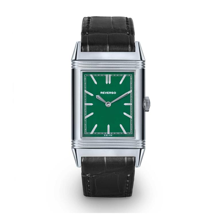 Jaeger-LeCoultre Grande Reverso UT Special London Flagship Edition front