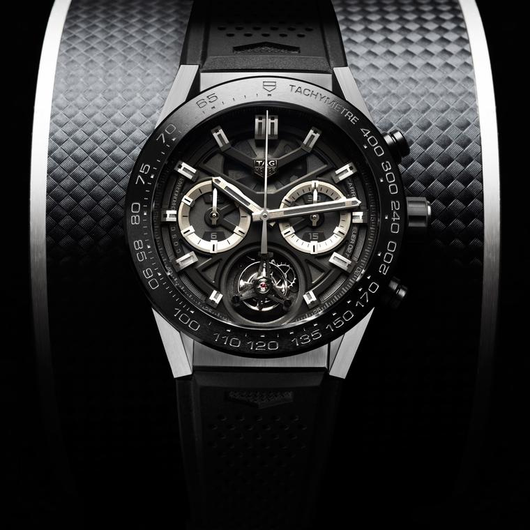 Carrera Heuer-02T watch